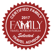 Certified Family Travel Advisor